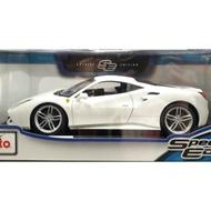 Maisto 1:18 模型車 Ferrari 488 GTB / COSTCO 好市多代購