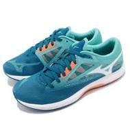 Mizuno 慢跑鞋 Wave Sonic 2代 女鞋 U1GD1935-01