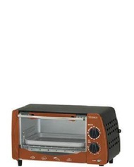 TURBORA Electric Oven TO-9 9 L Brown