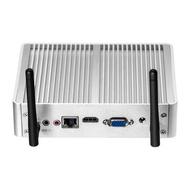 XCYX32DesktopMiniPCIntel แกน I7-4500U แบร์โบน 1.8GHz Intel HD กราฟิก 4200 300M WiFi สำหรับ Windows 7/8/10 Linux