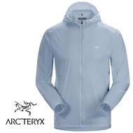 【ARCTERYX 始祖鳥 加拿大】INCENDO 風衣外套 風衣夾克 運動外套 霧灰色 (L07330800)