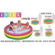 Intex Kids Pool / Intex Rubber Pool / Intex Swimming Pool