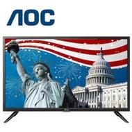 【美國AOC】 40型FHD LED液晶顯示器+視訊盒40M3080 含運送