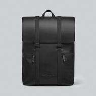 Gaston Luga Splash 16吋大容量防水後背包 - 經典黑