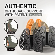 Original Orthoback Back Support Lumbar Support with Patent for Car Seat Office Chair Ergonomic Chair