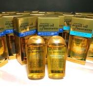 在途 LuMi 💄OGX 摩洛哥堅果護髮油 護髮精油 加強款 髮油 Renewing Argan oil Moroc