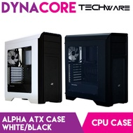 [TECWARE] Alpha ATX White / Black / CPU Case