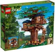 《㊣老屁孩》樂高 21318 樹屋 LEGO Tree House 全新現貨未拆