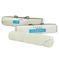 AKEMI Sleep Essentials Cottonfil Bolster
