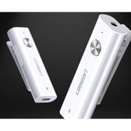 藍芽適配器 高品質適用小米華為vivo蘋果錘子MP3耳機藍芽接收器無線適配器支持語音通話【美華精品】