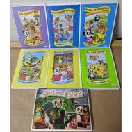 可拆售  寰宇迪士尼美語  Zippy  DVD 聖誕驚奇 寰宇家庭 Disney
