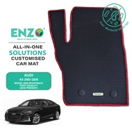 [PRE-ORDER] ENZO Car Mat - Audi A5 2nd Gen Model 8W6 Sportback Post-Facelift (2019-Present) [Ship Out Within 2 Weeks]