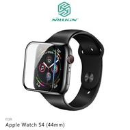 (7-14天) NILLKIN Apple Watch S4 (44mm) 3D AW+ 滿版玻璃貼