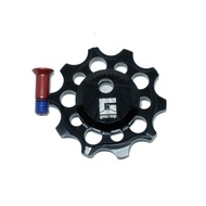 Gearoop 4.7mm 邊緣人偏心上導輪 10T (加大飛輪用)