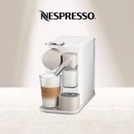 【Nespresso】膠囊咖啡機Lattissima One 珍珠白 (贈咖啡組+咖啡金)