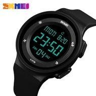 時刻美 SKMEI 1445 兒童 男女通用 女士腕錶 女士電子錶  手錶 LED 數碼矽膠運動電子男孩女孩手錶手錶
