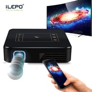 D13 Android7.1 Mini Pocket Projector Portable LED WIFI bluetooth 4K Home Theater