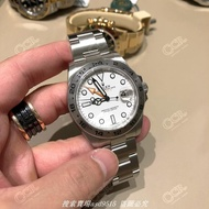 勞力士Rolex 探險家 216570 白盤探二精鋼 男錶 機械錶