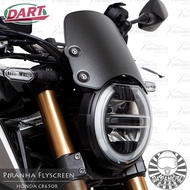 HONDA CB650R CB1000R - DART FLYSCREEN Piranha 短版 風鏡 (頭罩 整流罩