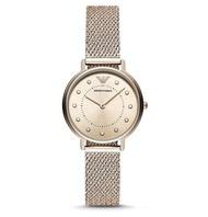 Emporio Armani_ simple classic fashion women's watch. AR1955