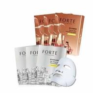 長庚研發FORTE醫美級皮秒淨膚面膜 超光感淨白面膜 /再生抗皺面膜 2款供選 現貨