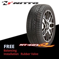 Nitto NT421A 225/65R17 235/55R18 225/60R18 235/60R18 225/55R19 235/55R19 315/35R20 275/40R20 245/45R20 255/45R20 275/45R20 - With Installation