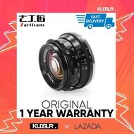 7artisans Photoelectric 35mm f/1.2 Lens for Fujifilm FX / Fuji FX / X Mount  7artisans 35mm F1.2 (7 artisans)