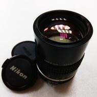 NIKON Ai 135mm F2.8