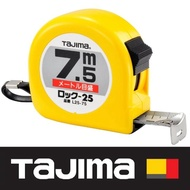 【Tajima 田島】7.5米 x 25mm/ 公分捲尺(L25-75BL)