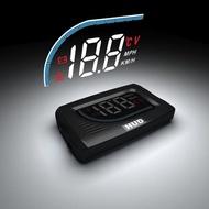 TSA A101 OBD2 抬頭顯示器(2008年後九成車款可用)(顯示車速、電壓、水溫 超速警示)