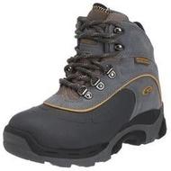 歐美名牌 HI-TEC 200男童登山鞋,32號 男童靴 3M防水絨面料 防寒 高筒 生日禮物 休閒鞋 庫存 近全新