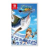 Nintendo Switch 釣魚明星 世界巡迴賽 中文版全新品【台中星光電玩】