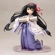 14cm Akemi Homura Puella Magi Madoka Magica Animation Action Figure Office Hand PVC Model Collection