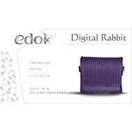 數位小兔 EDOK EC051 S號 紫色 相機背包 相機包 Canon GF3,GF2,NEX3,NE