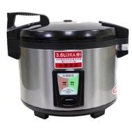 牛88 (免運)大容量20人份電子煮飯保溫電子鍋(台灣製造)JH-8125