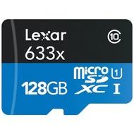 Lexar 雷克沙 High-Performance 128G microSDXC 633x 公司貨終身保