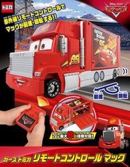 《TAKARA TOMY》 TOMICA CARS 紅外線遙控收納貨車 東喬精品百貨