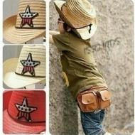 兒童西部牛仔帽,遮陽帽
