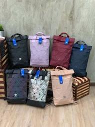 กระเป๋าเป้สะพายหลัง  Adidas 3D Roll Top Backpack (งานแบรนด์แท้)