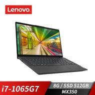 Lenovo聯想 IdeaPad Slim 5i 筆記型電腦(i7-1065G7/MX350/8GB/512GB) 81YH00G0TW送Amice USB有線光學滑鼠-黑++加碼擴充座多選一