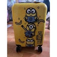 小小兵登機箱行李箱20寸