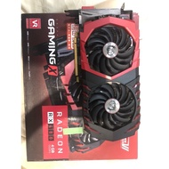 MSI 微星 AMD RX480 gamingx 4gb