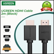 Oneeolshop   Ugreen Hdmi Cable 2m (black)