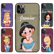 IPhone12 Pro Max 12mini  12 / 12 Pro Princess Jasmine Casing Soft Case Cover