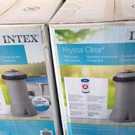 Intex filter pump with pad