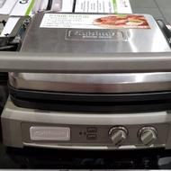 美膳雅帕里尼三明治機+烤盤(GR-150TW)