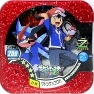 小智 甲賀忍蛙 招喚 皮卡丘 四星 Z2 Pokemon Tretta 神奇寶貝 寶可夢 卡匣 超夢 烈空 夢幻 胡帕