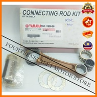 New Yamaha RXZ 135 RXZ135 Connecting Con Rod Conrod Kit Racing Motorcycle Motosikal Spare Parts