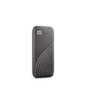 WD My Passport SSD 500G 外接式SSD 太空灰