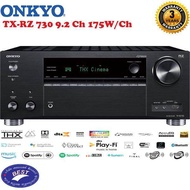 Onkyo A/V Receiver TX-RZ730 9.2 Channel 4k Network